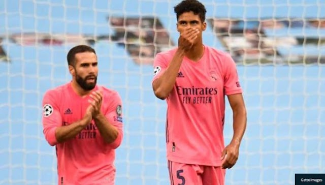 Real Madrid Defender Varane Finally Speaks Out After His BIG Mistake Against Man City In Champions League