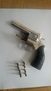 revolver 22 hecho 5ta