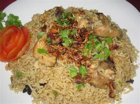 resepi nasi arab resepi bonda