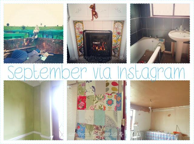 September via Instagram