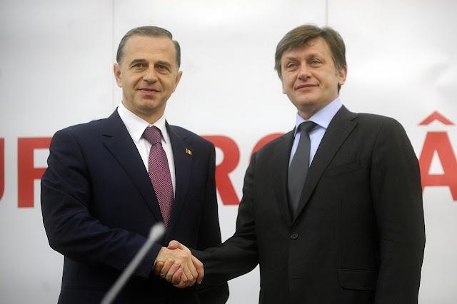 Cum vor Geoană şi Antonescu să scoată România din criză