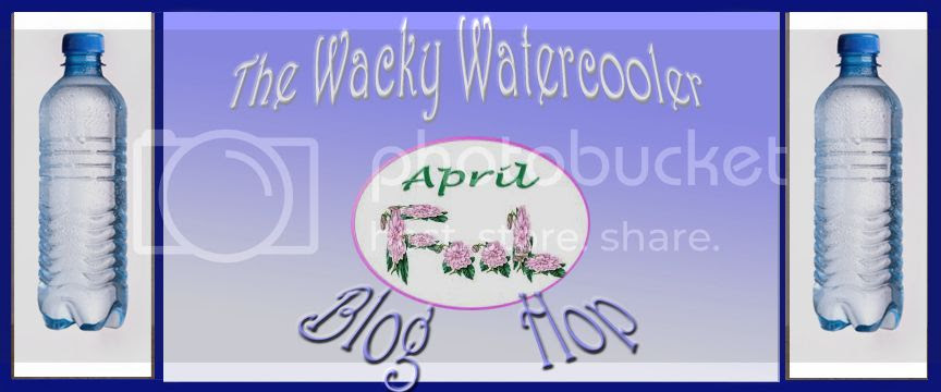 Wacky Watercooler April (Fool) Blog Hop