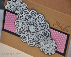 Beth Pingry Hello Card 2