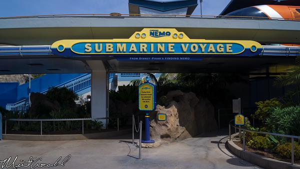 Disneyland Resort, Disneyland, Submarine Voyage, 55, Anniversary