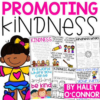 Spread A Little Love! {Random Acts of Kindness Packet for