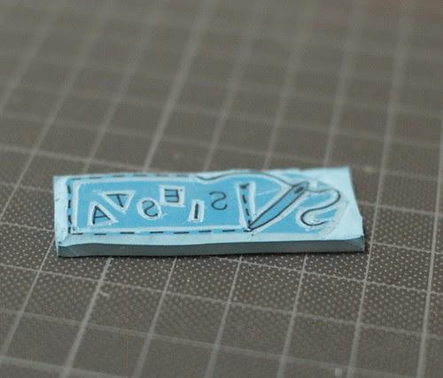 stamp making 3