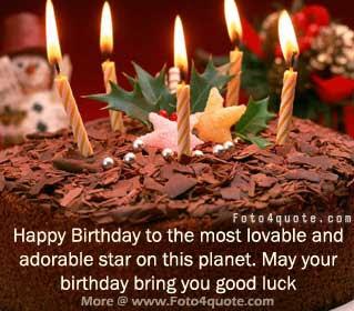 10 Birthday Cake Quotes Ideas Happy Birthday Wishes