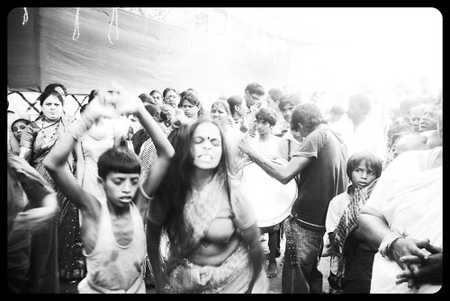 The Devi Enters the Human Body -Extreme Hardcore Possession by firoze shakir photographerno1