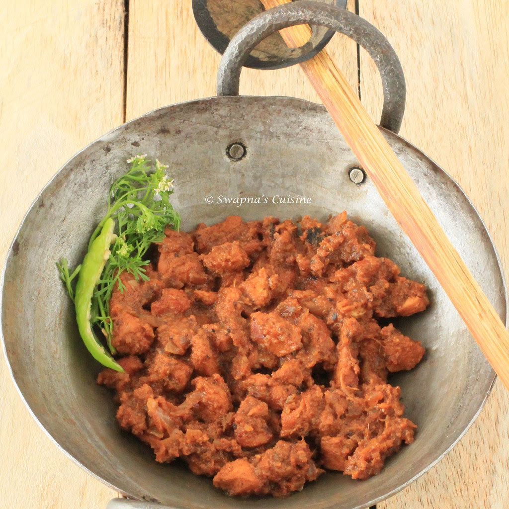 Picture of Masala Chicken Fry