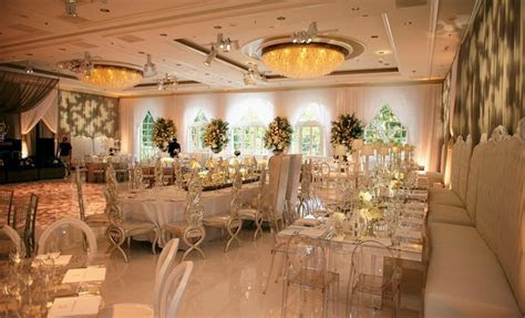 Lavish White Wedding at the Four Seasons Hotel in Beverly