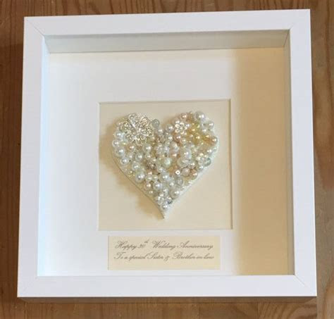 30th pearl wedding Anniversary Gift Pearl by