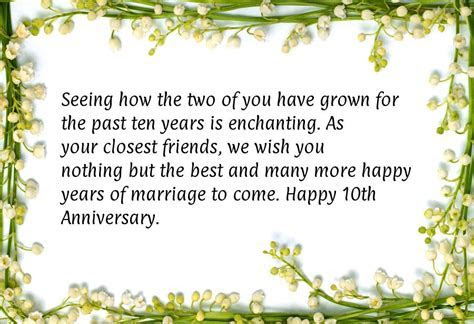10 Year Wedding Anniversary Quotes. QuotesGram