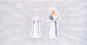 Vision de la Sainte-Famille le 13 octobre 1917 à Fatima