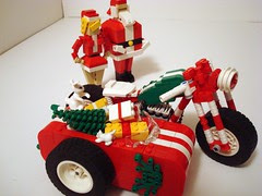 """""""All But Four"""" LUGNuts Challenge Entry (3 of 3!)... Santa's Little Bobber"""