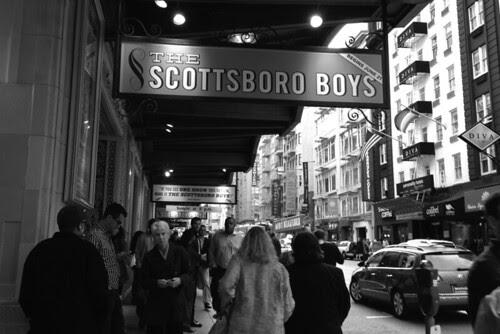 Scottsboro Boys - American Conservatory Theatre
