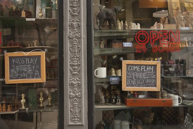Chess Shop, nyc
