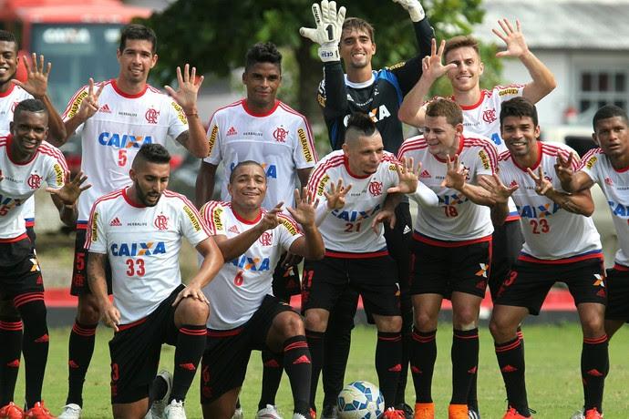 Flamengo (Foto: Gilvan de Souza/ Flamengo Oficial)