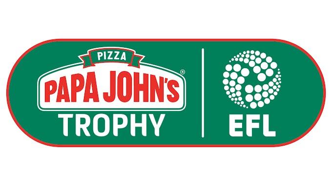 EFL Trophy Dates & Times Confirmed