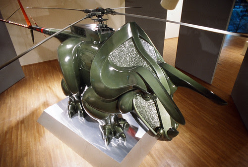 Triceracopter now available for acquisition by a qualified museum, institution or individual.