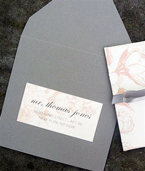 15 best images about Printable Wedding Address Labels on