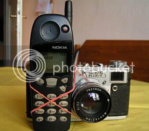 HP dengan kamera 5 Megapixel