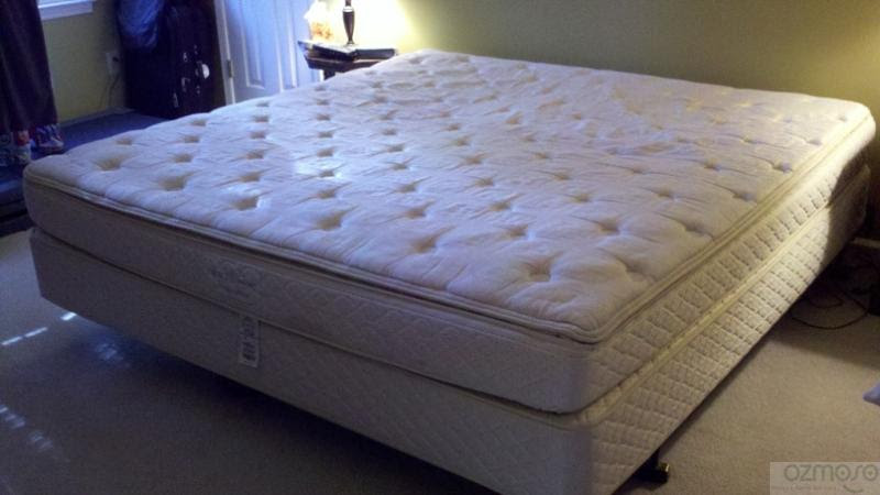 Select Comfort ULTRA SERIES Sleep Number King Size Bed ...