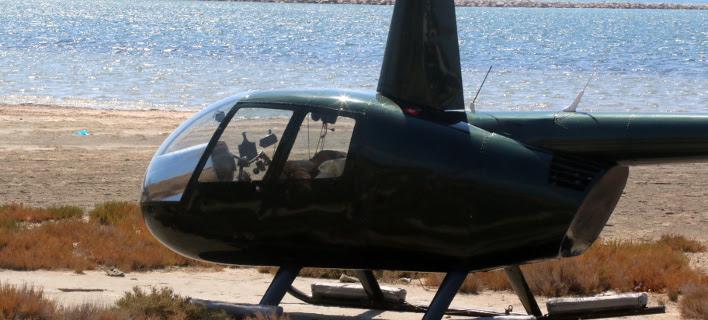 Πτήση τρόμου στη Λακωνία: Ελικας πυροσβεστικού ελικοπτέρου πιάνεται σε δένδρο -Ο ελιγμός του πιλότου που τον έσωσε [βίντεο]