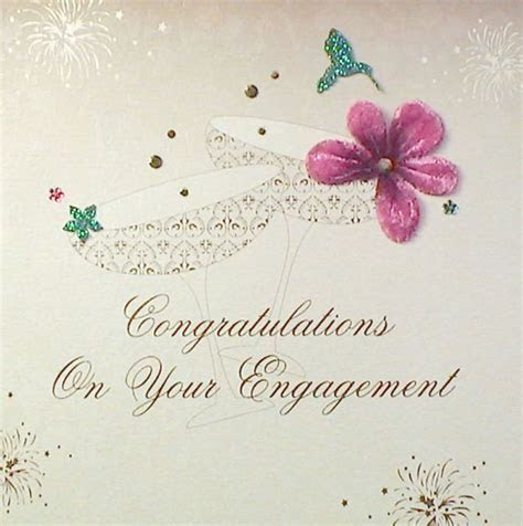 MojoLondon: Congratulations On Your Engagement Card by