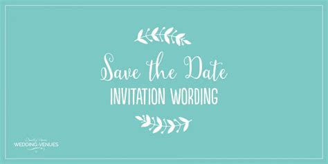 Save the Date Cards  Wedding Invitation wording   CHWV