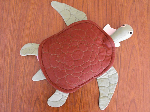 Turtle Hottie Back