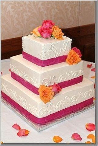 1000  ideas about Orange Wedding Cakes on Pinterest