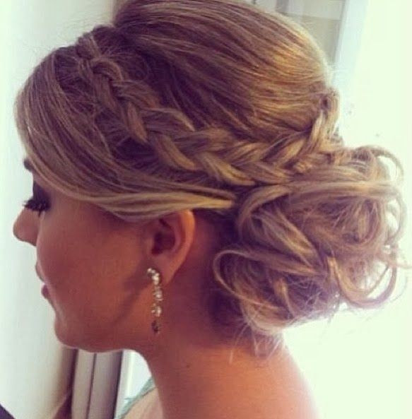 2015 Prom Haircuts Hair Updos The Holle
