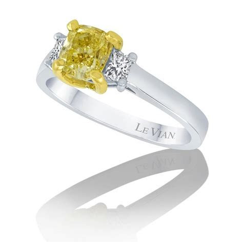 1000  images about Yellow Diamonds & Canary Engagement