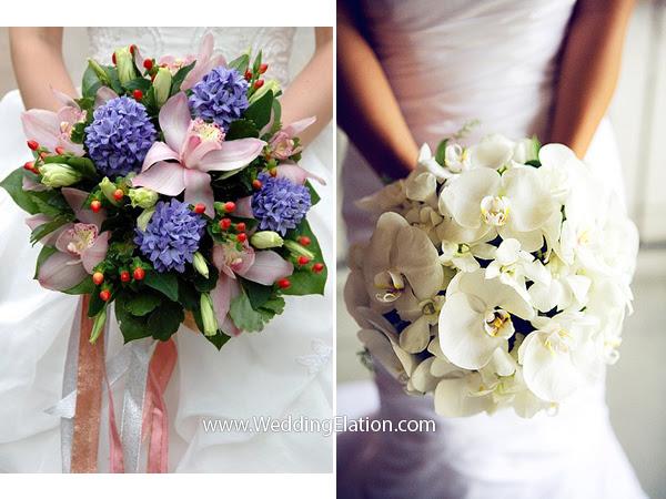 unusual wedding flowers