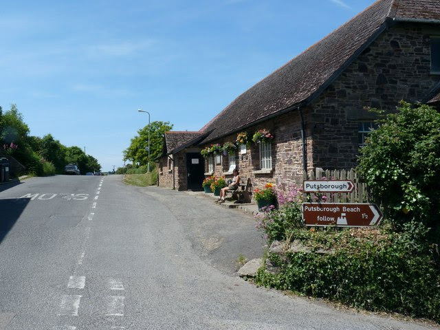 Georgeham Village Hall Roger A Smith Geograph Britain