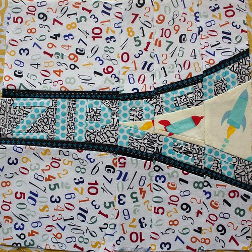 Sew Out Loud Block 1