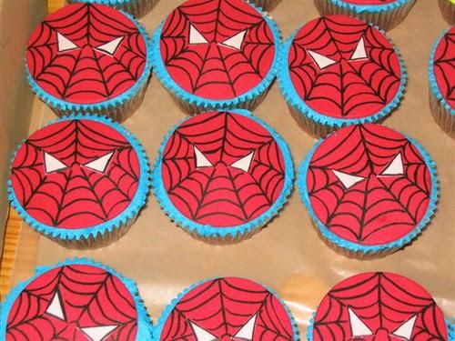 SpidermanCupcakes