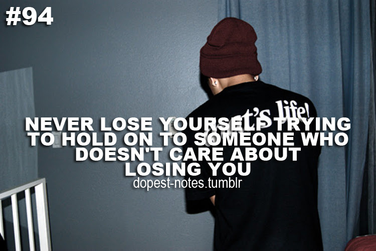 Quotes About Losing Care 58 Quotes