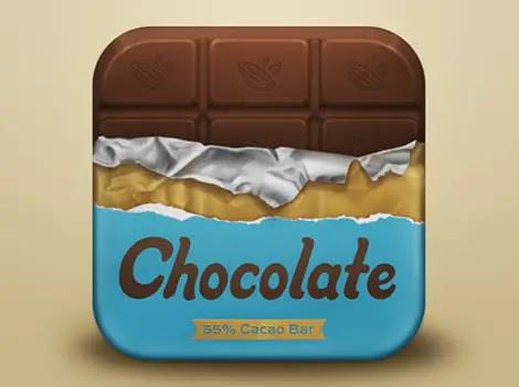 Chocolate-Icon