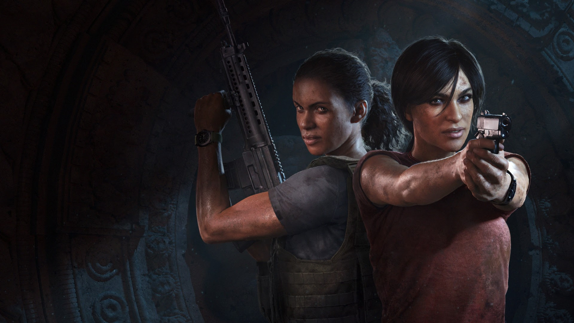 Uncharted: The Lost Legacy releases in two weeks, but here's a new look right now screenshot