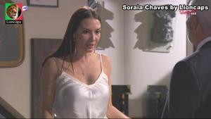 Soraia Chaves sensual em varios trabalhos
