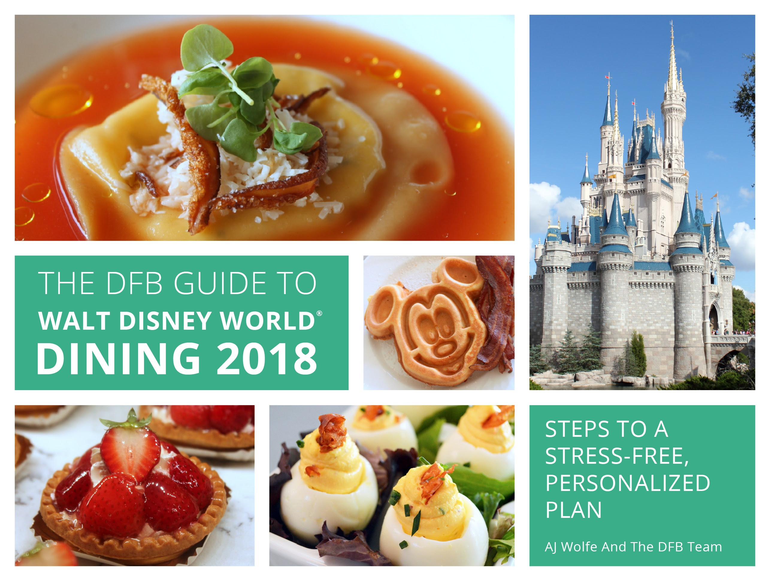 2017 DFB Guide to WDW Dining Cover March 6