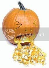 pumpkin throwing up photo: pumpkin throwing up...eeeeww! 1366720440_m.jpg