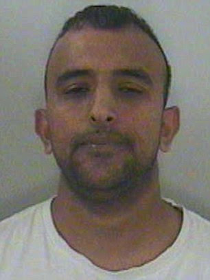 Mohammad Liaqat, pictured, has been jailed for 27 months after a racist tirade on two Catholic schools