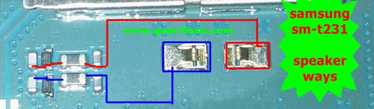 Samsung Galaxy Tab 4 SM- T231 Ringer Solution Jumper Problem Ways