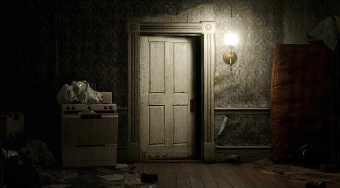 Ports com chaves especiais são uma constante em Resident Evil 7 (Foto: Divulgação/Capcom)