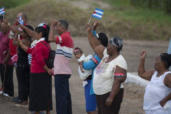 El brazalete del Movimiento 26 de Julio, en Santiago. Foto: Fernando Medina/ Cubahora