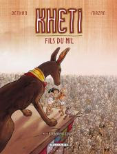 500x660 - Kheti, fils du Nil  Le Jugement d'Osiris