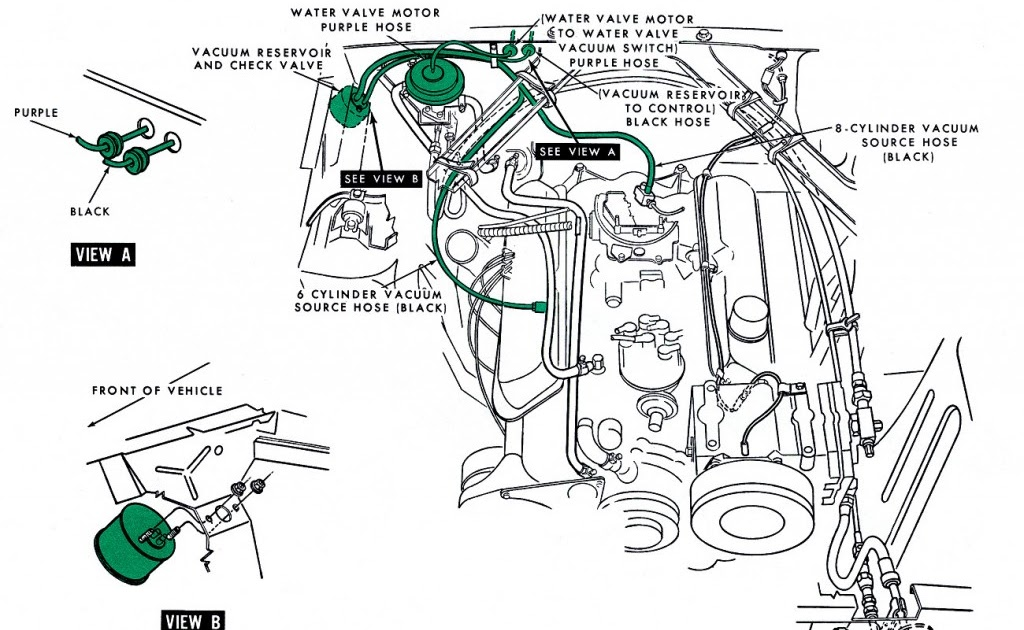 1973 Mustang Wiring Diagram