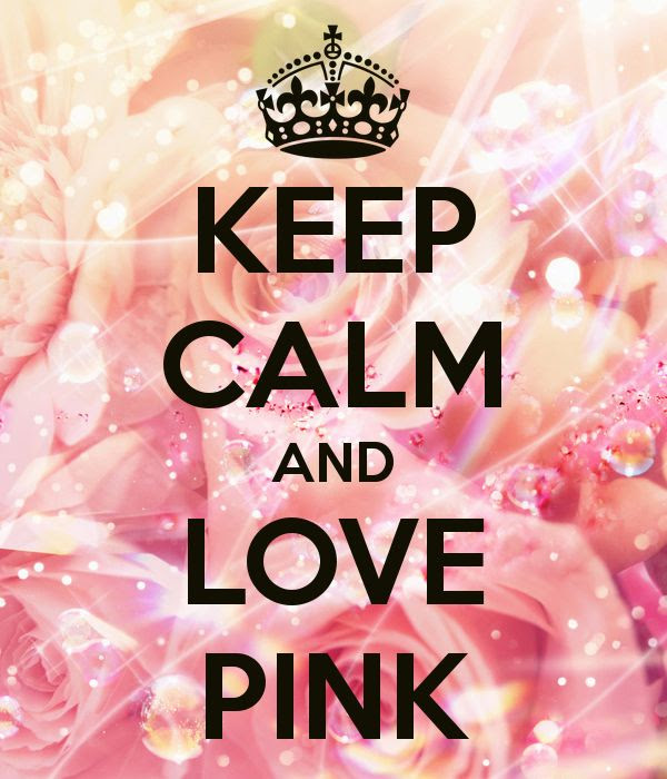 Keep Calm And Love Pink Keep Calm And Carry On Image Generator Blogers